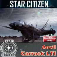 Anvil Carrack - LTI (Original Concept)