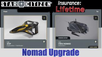 A CCU Upgrade - Origin 315p to CNOU Nomad (LTI)