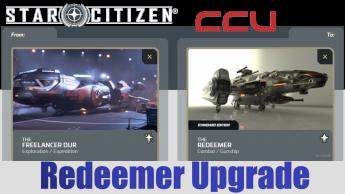 A CCU Upgrade - MISC Freelancer DUR to Aegis Redeemer