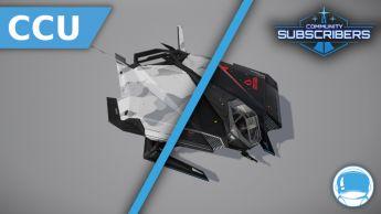 Upgrade - Avenger Titan Renegade To Nomad - w/ Jackal & Polar Paint - Subscriber