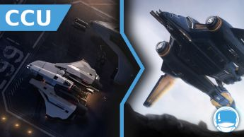 Upgrade - Mercury Star Runner To Vanguard Sentinel