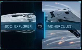 600i Explorer to M2 Hercules Upgrade CCU