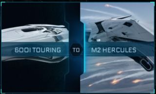 600i Touring to M2 Hercules Upgrade CCU