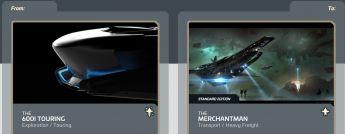 600i Touring to Merchantman Upgrade CCU