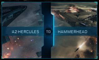 A2 Hercules to Hammerhead Upgrade CCU