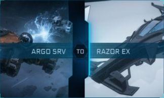 Argo SRV to Razor EX Upgrade CCU