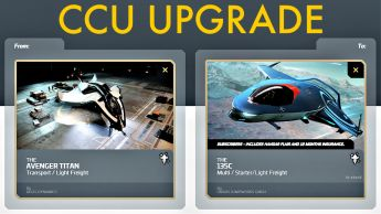 A CCU Upgrade - Avenger Titan to 135c - Subscribers Exclusive