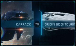 Carrack to 600i Touring CCU Upgrade