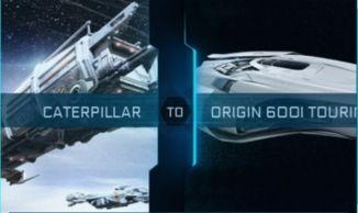 Caterpillar to 600i Touring CCU Upgrade