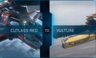 Cutlass RED to Vulture Upgrade CCU