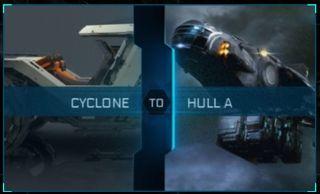Cyclone to Hull A Upgrade CCU
