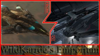 Aegis Sabre Comet to Crusader Ares Inferno CCU