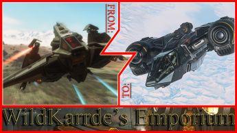 Anvil Hawk to Drake Buccaneer CCU