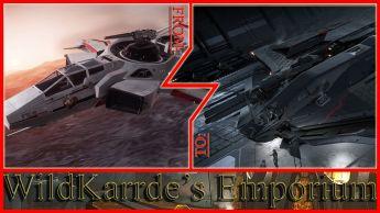 Anvil F7C-M Super Hornet Heartseeker to Crusader Ares Inferno CCU