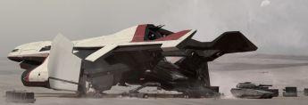 Argo Mole to Crusader C2 Hercules CCU