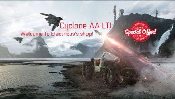 Rare Tumbril Cyclone AA LTI OC