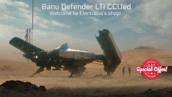 Banu Defender LTI CCUed