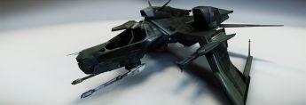 Aegis Avenger Stalker to CNOU Mustang Delta CCU