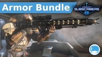"Overlord ""Dust Storm"" - Deluxe Bundle - Subscriber"