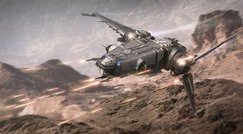 Aegis Vulcan to Drake Corsair CCU