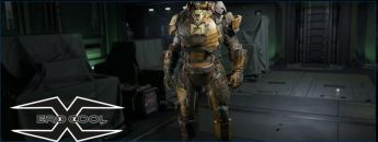 Armor Set - Overlord Dust Storm
