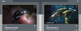 Avenger Stalker To Mustang Delta Upgrde