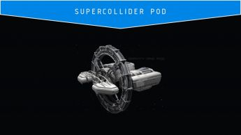 Endeavor - Supercollider Pod Module (10 years)
