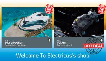 600i explorer to Polaris Upgrade CCU