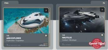 600i Explorer to Nautilus Upgrade CCU