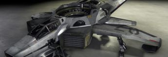 Anvil F7A Military Hornet Upgrade - Extremely Rare