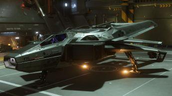 Anvil F7C Hornet - LTI (Game Package SC + SQ42)