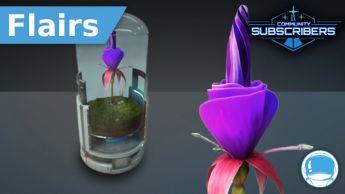Emperor Blossom - Flair - Subscriber