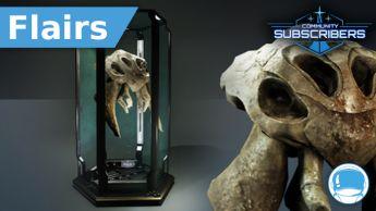 Kamposi Magnus Skull - Flair - Subscriber