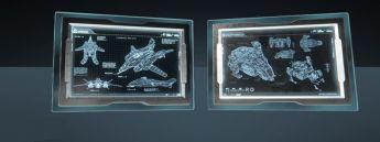 Masters of Design Series: Aegis Vanguard Hoplite & Argo MPUV Schematics