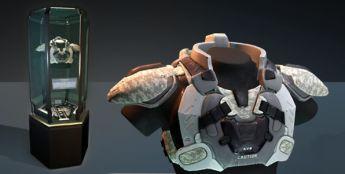 Puglisi Collection: AV8 Battle Armor Replica