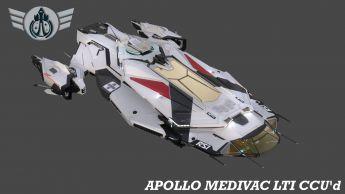 Apollo Medivac LTI CCU'd