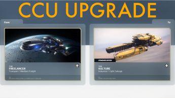 A CCU Upgrade - MISC Freelancer to Drake Vulture