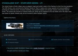 MISC - Starfarer Gemini - LTI (Original Concept)