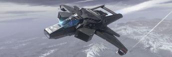 Anvil F7C-S Hornet Ghost - LTI