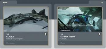 Gladius to Talon Upgrade