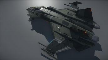 Dragonfly YellowJacket to Gladius Upgrade