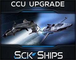 Aegis Gladius to Origin M50 Upgrade