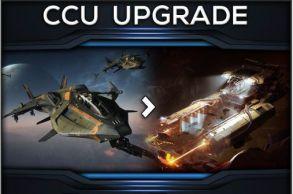 Aegis Gladius (Base model) to Drake Vulture Upgrade
