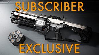 "A GP-33 MOD ""Thunderclap"" Grenade Launcher - Subscriber Exclusive"