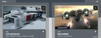 Cutlass Black to Buccaneer Upgrade