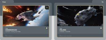 Hammerhead to Polaris (CCU - Upgrade)