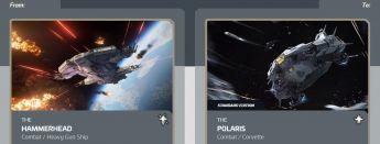Hammerhead to Polaris upgrade (CCU)