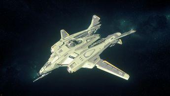 Aegis Vanguard Sentinel to Aegis Vanguard Harbinger CCU