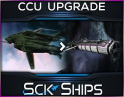 Aegis Vanguard Harbinger to Drake Caterpillar Best in Show Edition Upgrade