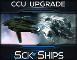 Aegis Vanguard Harbinger to MISC Starfarer Upgrade